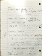 Mechanical and Aerospace Engineering 115 - Class Notes - ...