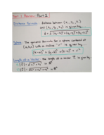 What is the point normal equation?
