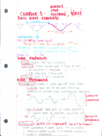CHChemistry 1010 - Class Notes - Week 3