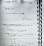 Econ 134 - Class Notes - Week 4