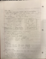 CHEM 111 - Class Notes - Week 1