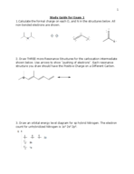 provide an acceptable name for the alkane shown below.