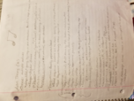 MUTH 1522 - Class Notes - Week 3