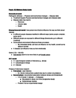 PSYCH 152 - Study Guide