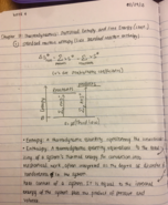 CHM 118 - Class Notes - Week 4