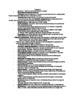 PSYCH 210 - Study Guide