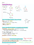 SFSU - Chem 349 - Class Notes - Week 2