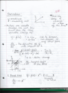 University of Hartford - QNT 130 - Class Notes - Week 2