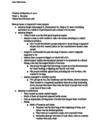 Grand Rapids Community College - HS 101 - Class Notes - W...