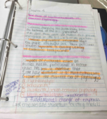 PSY 4320 - Class Notes - Week 3