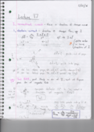 GATech - PHYS 2212 - Class Notes - Week 7
