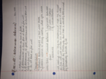 PHIL 11000 - Class Notes - Week 4