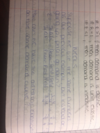 ECO 2023 - Class Notes - Week 5