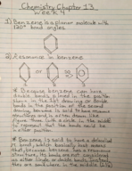 CHEM 110 - Class Notes - Week 4