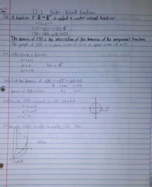 MATH 2419 - Class Notes - Week 5