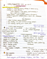 UO - SOC 380 - Class Notes - Week 5