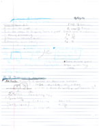 UNM - PHYS 151 - Class Notes - Week 1