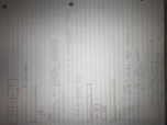 University of Hartford - PHY 121 - Class Notes - Week 2
