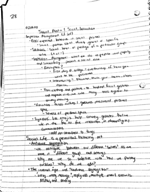 SOCI 2010 - Class Notes - Week 4
