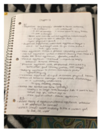 PSY 330 - Class Notes - Week 6