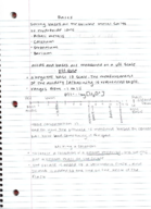 CHM 113 - Class Notes - Week 6