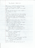 HIS 2312 - Class Notes - Week 5