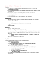 Arch 151 - Study Guide