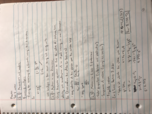 Towson - PHYS 241 - Study Guide - Midterm