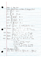 UO - MATH 253 - Study Guide - Midterm
