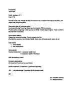 UCONN - ECON 2202 - Class Notes - Week 6