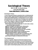 What did german idealism bring to sociology theory?