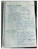Northeastern University - PSY 1101 - Class Notes - Week 1