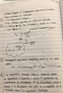 CHM 118 - Class Notes - Week 7