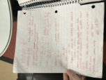 ECON 2106 - Class Notes - Week 4