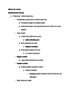 PHY 111 - Class Notes - Week 5