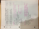 Texas State - MATH 2417 - Class Notes - Week 7