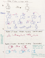 BYUI - CHEM 352 - Class Notes - Week 7
