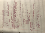 MTH 103 - Class Notes - Week 5