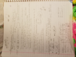 MUTH 1522 - Class Notes - Week 7