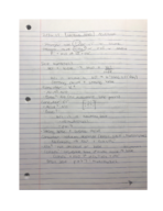 CHM 104 - Class Notes - Week 6