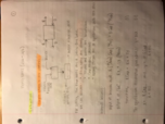 CHE 3062 - Class Notes - Week 8