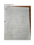 UVU - MATH 1210 - Class Notes - Week 6