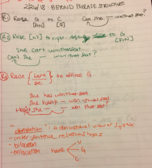 UCSC - LING 112 - Class Notes - Week 8