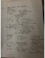 physics midterm study guide