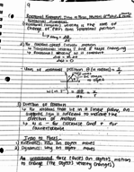 PHYS 2305 - Class Notes - Week 5