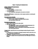 Bus 201 - Class Notes - Week 6