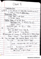 PHY 101 - Class Notes - Week 11