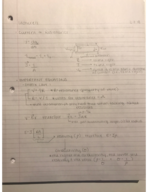 UMD - PHYS 122 - Class Notes - Week 7