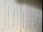 Developmental Psychology 111 - Class Notes - Week 6