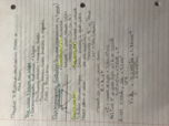 CHM 1045 - Class Notes - Week 7
